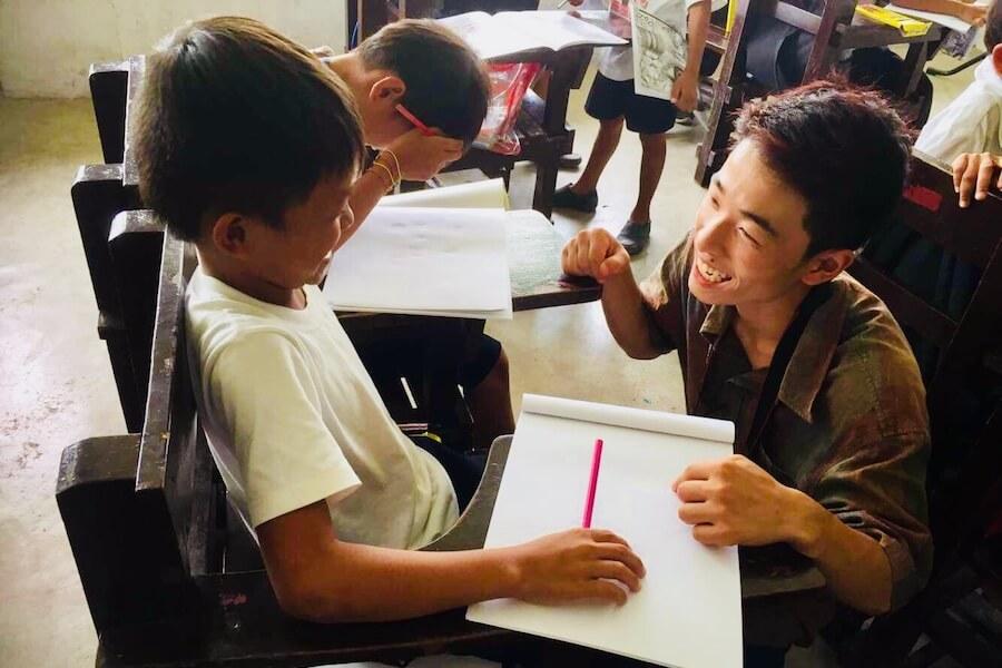 幼稚園・小学校ボランティア