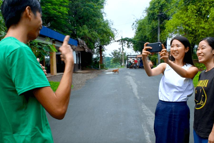 フィリピン留学×WEBマーケティングインターン
